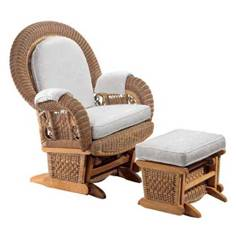 motion of a rocking chair with the smooth soothing movement of gliding if youu0027re purchasing a chair in of a new baby