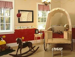 Baby Nursery Themes Prince Princess Bedding Sports Cribs And Descor