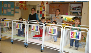Evacuation Cribs For Child Care Centers Baby Daycare