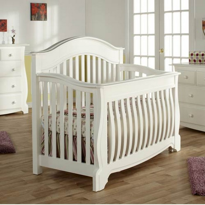 Superieur Bergamo Baby Furniture Collection