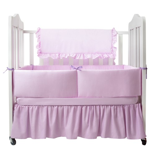Ecru BabyDoll Solid Colors Grandmas Port-A-Crib Package