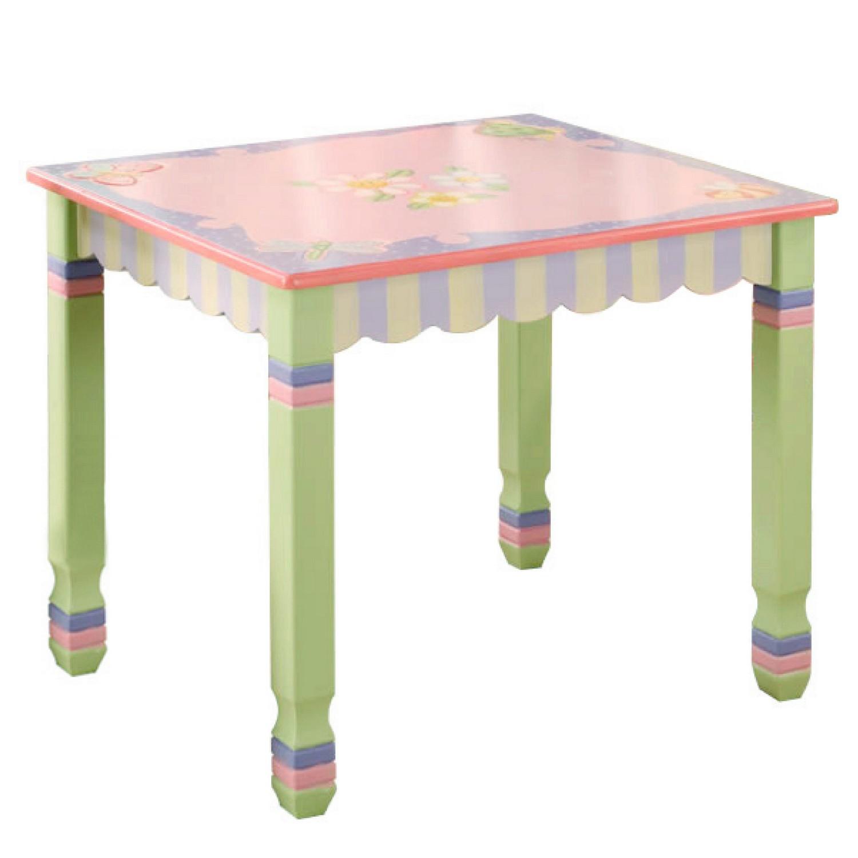 Magic Garden Table And Chair Set: Teamson Magic Garden Table And Chair Set
