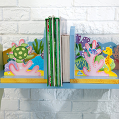 Kids Nursery Bookends