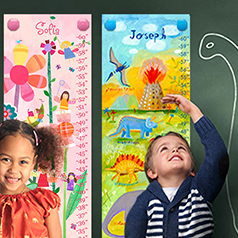 Kids Wall Growth Charts