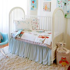 Baby Crib Bedding Set & Accessories