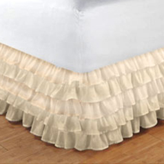 Crib Skirts & Dust Ruffles