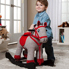 Personalized Rocking Horses