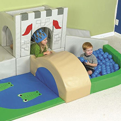 Soft Play & Fitness Toys