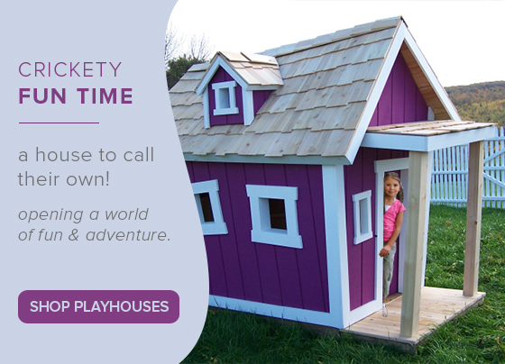 Indoor & Outdoor Kids Playhouses