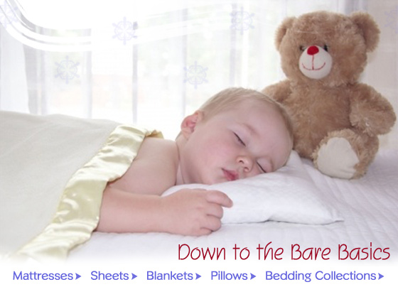 baby bedding basics