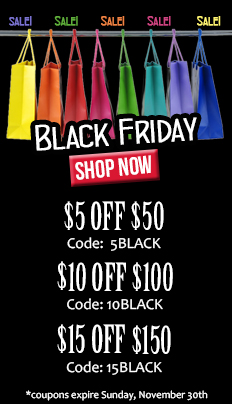Black Friday front side