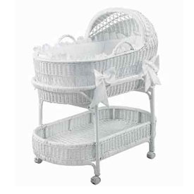 Baby Doll Fairyland Bassinet Bedding