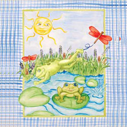 Art4Kids/Creative Images Leap Frog Art