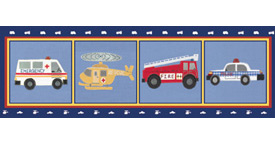 Art4Kids/Creative Images Rescue Vehicles Banner