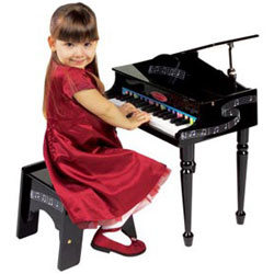 Melissa and Doug Grand Piano