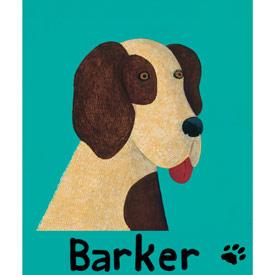 Oopsy Daisy/No Boundaries Barker Canvas Art
