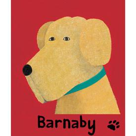 Oopsy Daisy/No Boundaries Barnaby Canvas Art