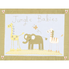 Art4Kids/Creative Images Jungle Babies Print