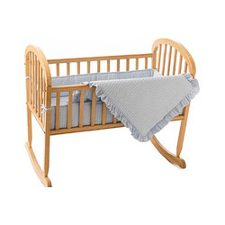 American Baby Company Deluxe Waffle Cradle Bedding
