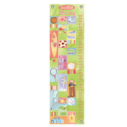 All Star Girl Growth Chart