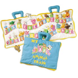 Animal Train Travel Bag