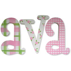 Ava Patterns Letters