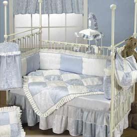 Baby Doll Baby King Crib Set