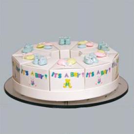 Marcela Baby Favor Cakes