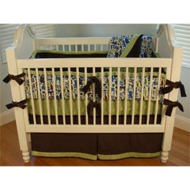 Additional Modern Zoo Crib Sheet