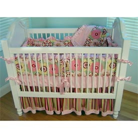 Additional Blooming Blossoms Crib Sheet