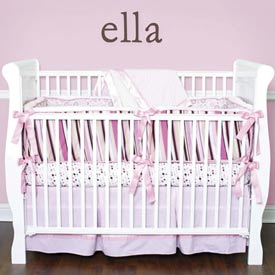 Caden Lane Ella Crib Sheets