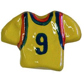 Basketball Shirt Knobs