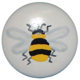 Bumble Bee Knobs