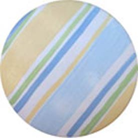 Multi Striped Knob (Packs of 6)