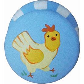 British Chicken Knobs