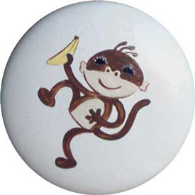 Dancing Monkey Knobs