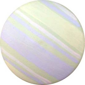 Lavender Striped Knob (Packs of 6)