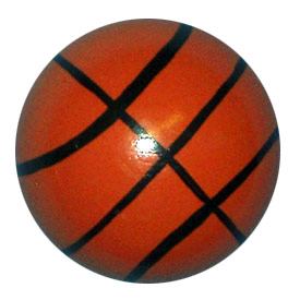 Basketball Knobs