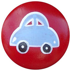 Car Knob (Packs of 6)