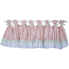 Doodlefish Princess Window Valance