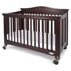 Foundations Royal Compact Size Folding Crib