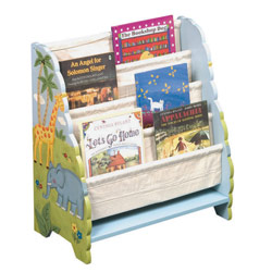 Safari Book Storage Shelf