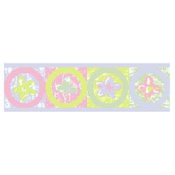 Pastel Combo Wallpaper Border