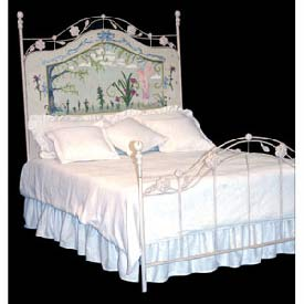 Handpainted Fairy Bed