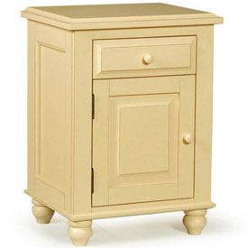 Single Door Nightstand