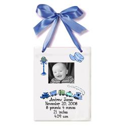 Photo Train Birth Certificate