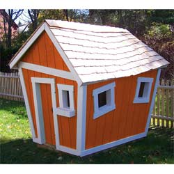 Crickety Crooked Fun House