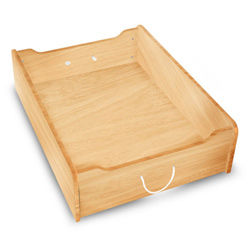 KidKraft 2 Natural Trundle Drawers