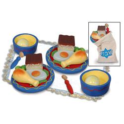 KidKraft Shabbat Dinner Set for Two