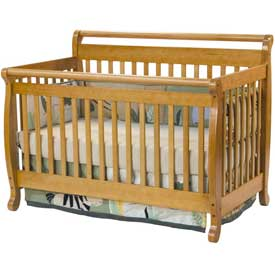 Million Dollar Baby Emily Convertible Baby Crib